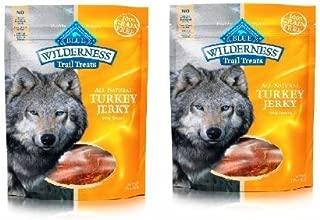 Blue Buffalo Wilderness Turkey Jerky 3.25oz (2-pack)