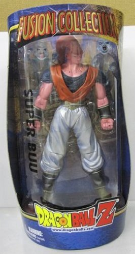 Dragonball Z Fusion Collection 9 Inch Action Figure Super Buu image