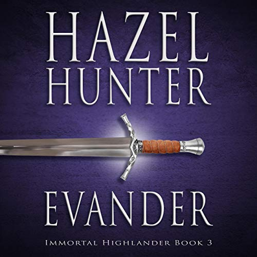 Evander: A Scottish Time Travel Romance audiobook cover art