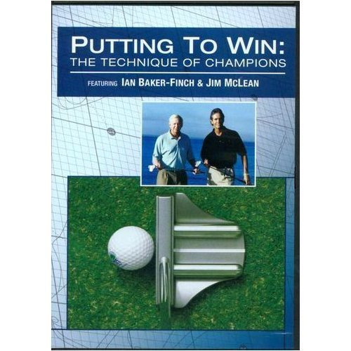 Putting to Win: The Technique of Champions