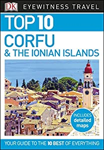 DK Eyewitness Top 10 Corfu and the Ionian Islands (Pocket Travel Guide)