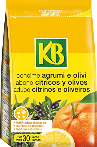 KB Concime Agrumi e Olivi, 800g