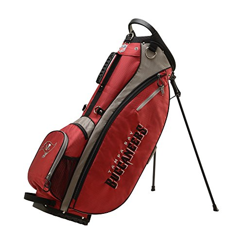 Wilson NFL Tampa Bay Buccaneers Golf Carry Bag