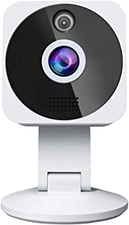 Wifi IP Security Camera,ZZCP HD 1080P Wireless Nanny Cam Home Surveillance camera with Two-Way Audio,Night Vision,Motion D...