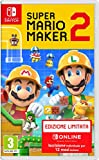 SUPER MARIO MAKER 2 + NSO - Limited - Nintendo Switch