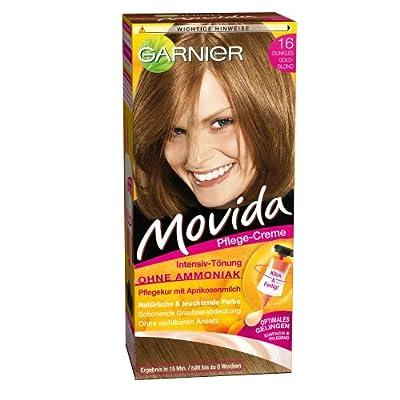 Garnier Tönung Movida Pflege-Creme