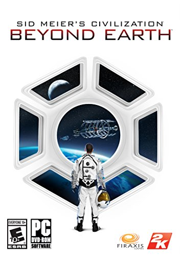 Take-Two Interactive Sid Meier's Civilization: Beyond Earth - video games (PC, TBS (Turn Base Strategy), RP (Rating Pending))