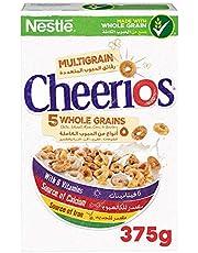 Nestle Cheerios Multi Whole Grains Breakfast Cereal 375g