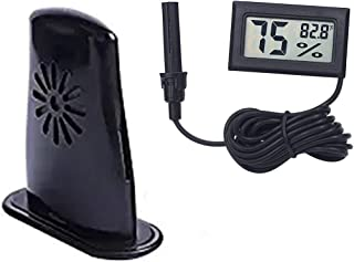 Guitar Humidifier with Guitar Hygrometer