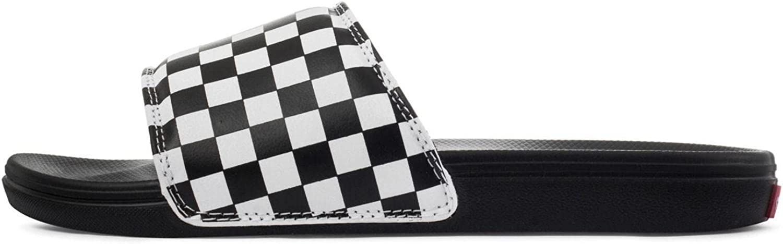 Vans - Chanclas MN La Costa Slide On Hombre (Checkerboard) Truwh.
