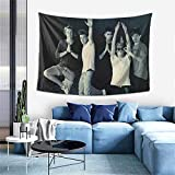 VEDG One Directions Tapestry Cover Canvas Poster Home Decor Modern Creative 60x40 Inch