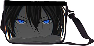 YOYOSHome Anime Noragami Cosplay Satchel Messenger Bag Backpack Shoulder Bag