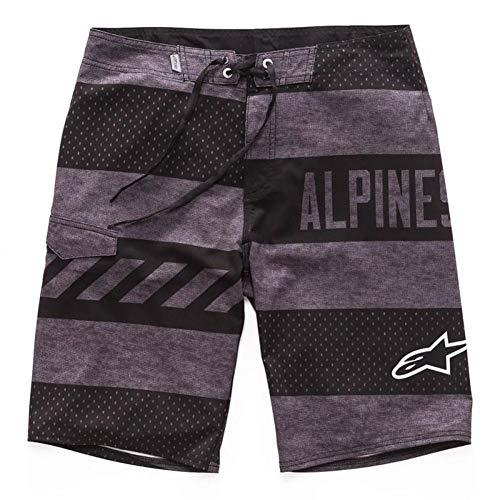 Alpinestars Insignia Boardshorts für Erwachsene, Anthrazit, Größe 38