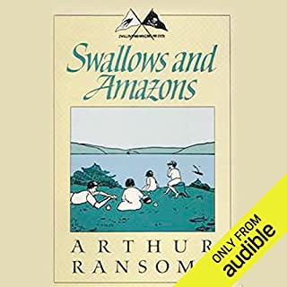 Swallows and Amazons                    By:                                                                                                                                 Arthur Ransome                               Narrated by:                                                                                                                                 Alison Larkin                      Length: 10 hrs and 15 mins     378 ratings     Overall 4.5