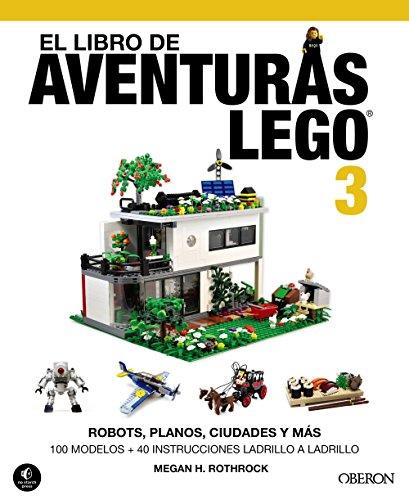 El libro de aventuras LEGO 3 (Libros singulares)