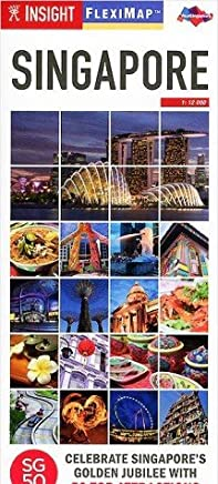 Insight Flexi Map Singapore Specia