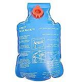 banco tanque del inodoro cisterna de descarga de inserción del dispositivo de ahorro de agua