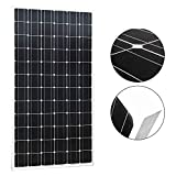 SUNGOLDPOWER Solar Panel 200W 24V Monocrystalline Solar Panel 200 Watt...