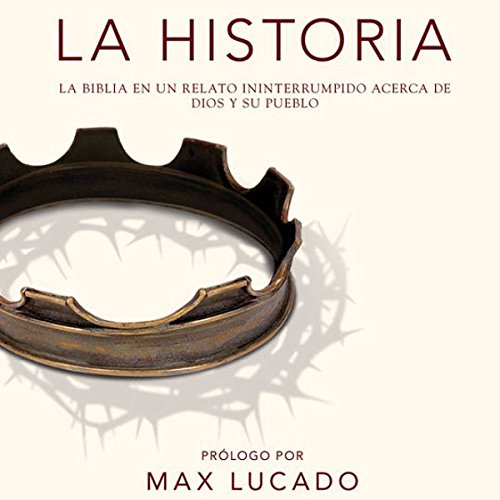 La Historia audiobook cover art