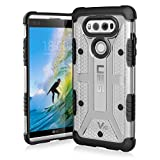 UAG LG V20 Plasma Feather-Light Rugged [Ice] Military Drop Tested Phone Case