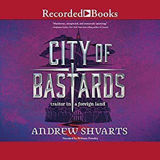 City of Bastards Titelbild