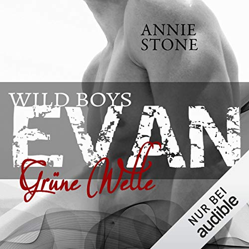 EVAN - Grüne Welle audiobook cover art