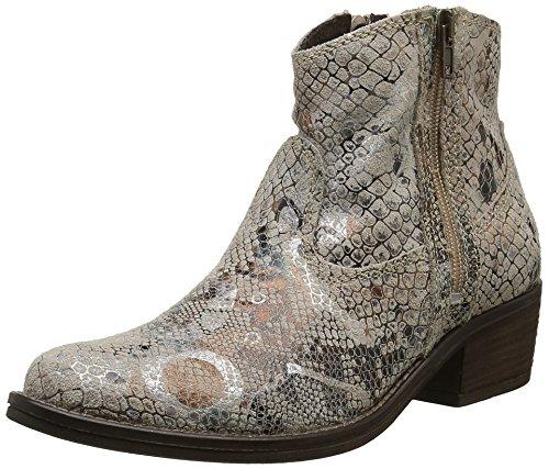 Tamaris Damen 25701 Cowboy Stiefel, Braun (Taupe Comb 344), 36 EU