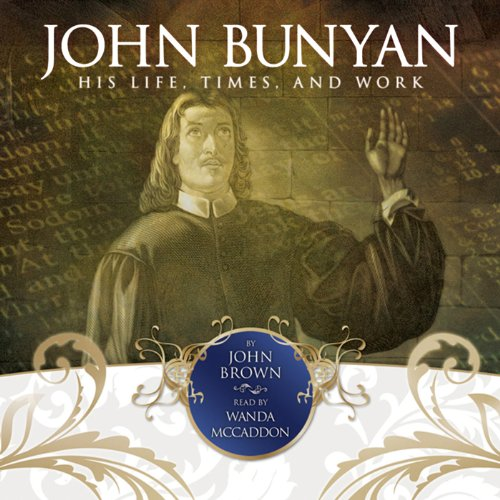 John Bunyan audiobook cover art