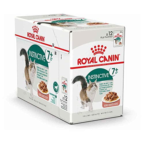 Royal Canin Emincé en sauce Instinctive +7 12x85gr