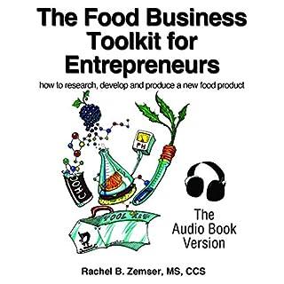 The Food Business Tool Kit for Entrepreneurs audiobook cover art