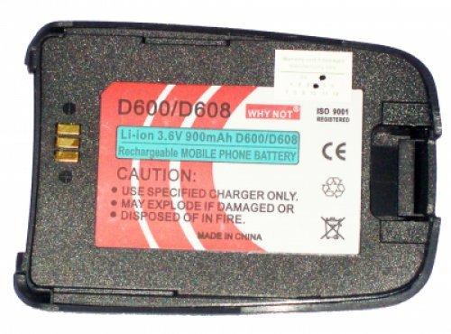 Batteria per Samsung D600-D608 Lion 700mAh Black
