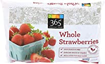 365 Everyday Value, Whole Strawberries, 16 oz, (Frozen)