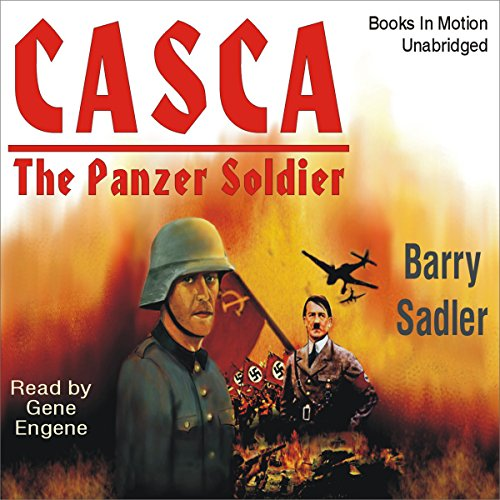 Casca: The Panzer Soldier: Casca Series #4 audiobook cover art