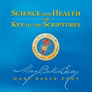 Science and Health with Key to the Scriptures cover art