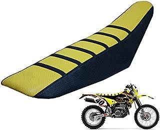 Universal Gripper Rubber Soft Motorcycle Seat Cover - RMZ250 DRZ400 DRZ400S DRZ400SM RMZ450 RMZ250 honda Yamaha Kawasaki Suzuki Husqvarna Pit Dirt Bikes