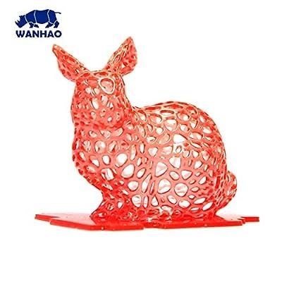 Wanhao 3d Printer Dlp Uv Resin - Red