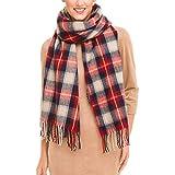 Melifluos Bufanda Pañuelo cuello de invierno suave de mujer con tacto de cashmere (SP05-13A)