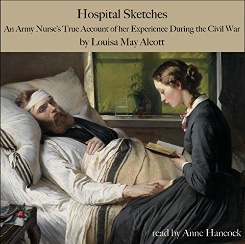 Hospital Sketches     An Army Nurse's True Account of Her Experience in the Civil War              Written by:                                                                                                                                 Louisa May Alcott                               Narrated by:                                                                                                                                 Anne Hancock                      Length: 2 hrs and 53 mins     Not rated yet     Overall 0.0