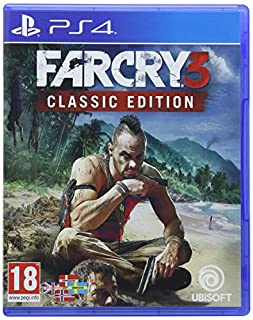 Far Cry 3 Classic Edition (PS4) (B07F3X4S4V) | Amazon price tracker / tracking, Amazon price history charts, Amazon price watches, Amazon price drop alerts