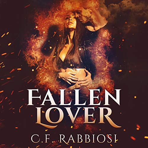 Fallen Lover: A Demon Encounter Thriller audiobook cover art