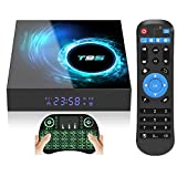 Android 10.0 TV Box,T95 Android TV Box 4GB RAM 32GB ROM with Allwinner