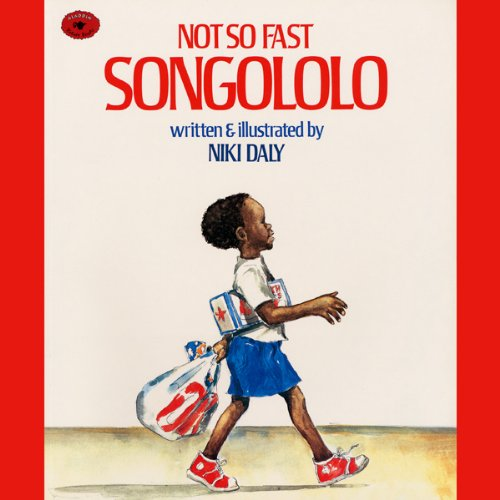 Not So Fast Songololo  audiobook cover art