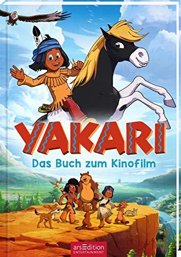 Yakari Filmbuch - Das Buch zum Kinofilm: Mit vielen Bildern aus dem Film