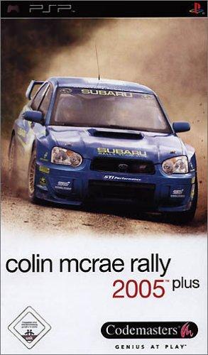 Colin McRae Rally 2005 - Plus
