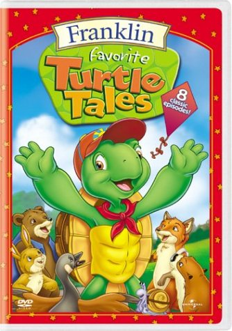 Franklin - Eight Favorite Turtle Tales