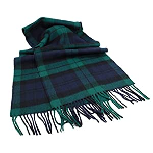 Biddy Murphy Irish Wool Scarf 12″ x 63″ 100% Lambswool Scarf Made in Ireland