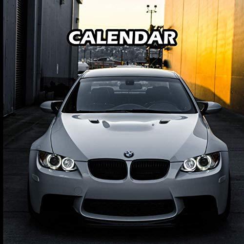 Bmw M3 E92 Calendar 2022 Planner Journal