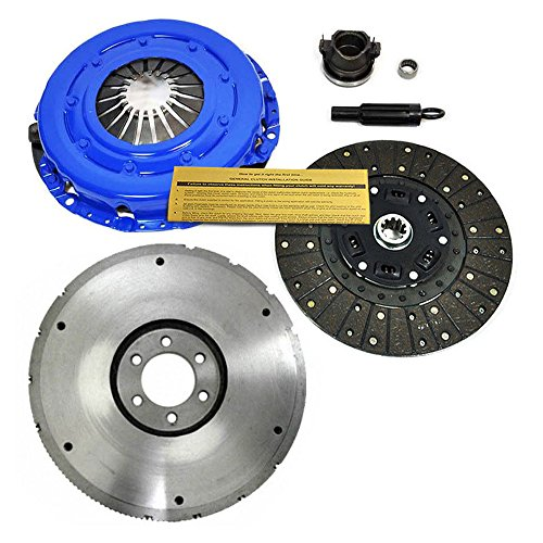 EFT STAGE 2 CLUTCH KIT+HD FLYWHEEL FOR JEEP CHEROKEE GRAND XJ ZJ WJ WRANGLER TJ 4.0L