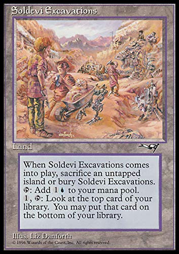 Magic: the Gathering - Soldevi Excavations - Alliances