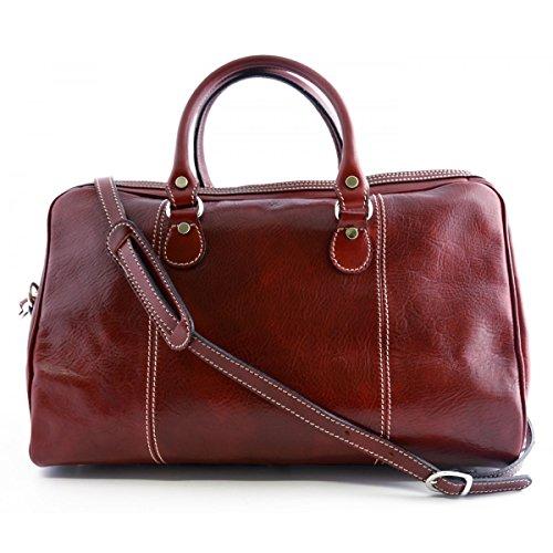 Dream Leather Bags Made in Italy toskanische echte Ledertaschen 168-4